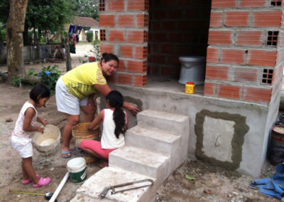 Etta Project's Dry Composting Toilet