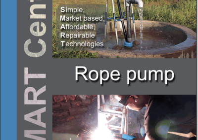 Making  a Rope Pump
